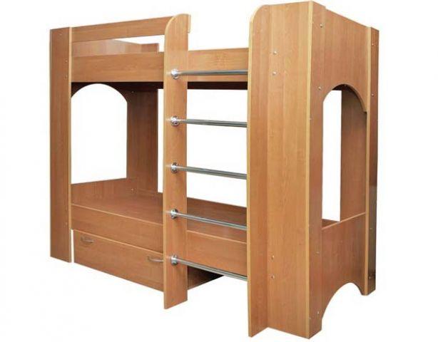 Двухъярусная кровать схема сборки фото 256