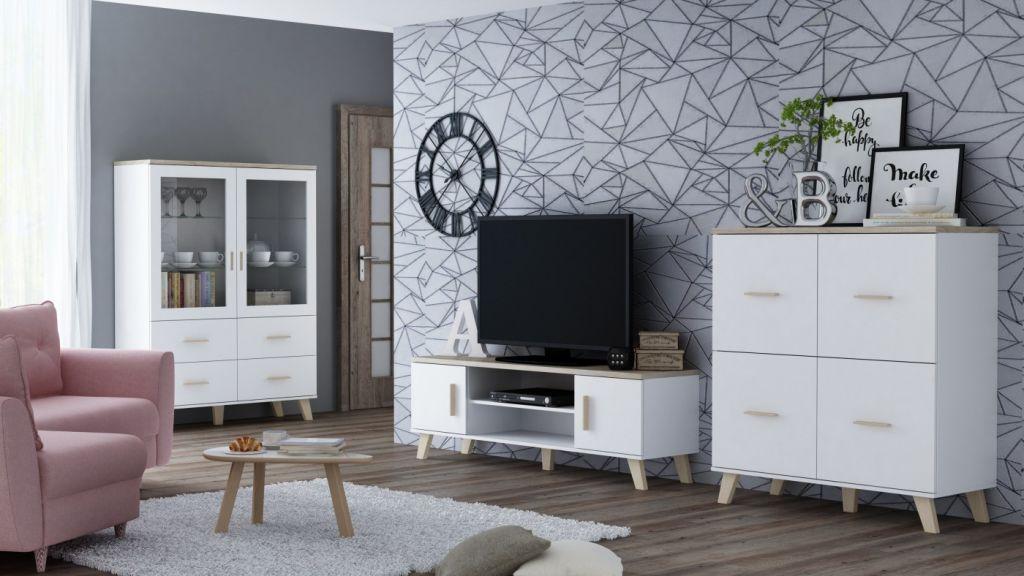 Модные стенки для гостиной фото